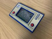 Nintendo Game And Watch Fire Vintage 1981 Handheld Electronic Lcd Game - Mint .