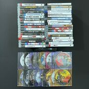 Big Huge Lot Of 52 All Playstation 3 Ps3 Games 24 Complete Manual Tested Cleaned