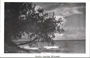Rppc-boulder Junction Wi A Windy Day On Boulder Lake 1948