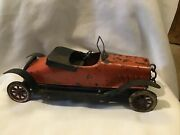 Vintage Structo Wind Up Builders Coupe Buddy L Roadster