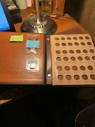 Lincoln Wheat Cents Partial Collections 1909-1958 In Dansco 1959-2009 Dansco