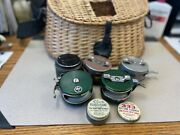 Vintage Fly Fishing Collectionandnbsp