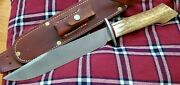 Rare Cold Steel☆usa Carbon V-trailmaster Bowie...[customized].
