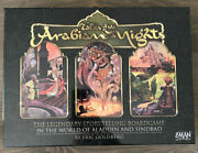 Tales Of The Arabian Nights Board Game Z-man Games Out Of Print Brand New Sealed