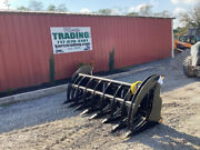 2021 Wildcat 84 Heavy Duty Quick Attach Log Grapple For Skid Steer Loaders