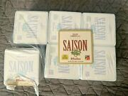 New In Pack St Feuillien Saison Belgian Farmhouse Ale Beer Coasters/mats 300