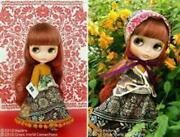 Neo Blythe Ahcahcum Zukin Cwc Limited Doll Figure With Box Japan Shipped