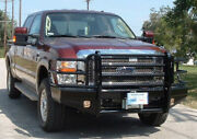 Ranch Hand Fbf085blr Sport Front Bumper For 2008-2010 Ford F250 Super Duty