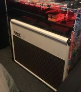 Vox Ac30 C2 White Bronco Limited Edition Discontinued Spare Tube Set Included