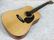 Martin D-16gt Natural 6 Strings Acoustic Guitar W/ Hard Case Shipped From Japan