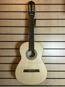 Karl Hofner Hgl10 Natural Color Classical Acoustic Guitar Shipped From Japan