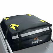 Liberrway Car Roof Cargo Bag 100 Waterproof Soft Shell Carriers 15 Cubic Ft