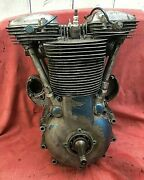 American Indian Motorcycle Warrior Chief Vertical Twin Engine 440 Cc Motor