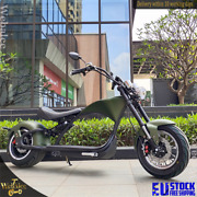 Electric Scooter 2000w Motor 60v 30ah E-sccoter Eec Coc Citycoco Motorcycle Road