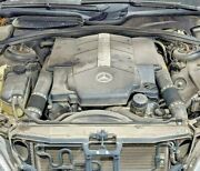 2003 Mercedes S-class S430 Rwd Engine 4.3l V8 Motor With 74k Miles