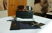 Cazal 656/3 011 Black/silver Sunglasses Discontinued And Extremely Rare