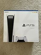 Ps5 Sony Playstation 5 Console Disc Version 🔥brand New ✈️ In Hand/ships Fast