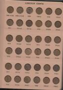 Complete Set Lincoln Cents 1909-2012 Pds 22 Weak D Unc From 1934-2012 1909svdb