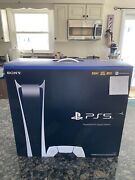 Sony Playstation 5 Console Digital Edition Ships Same Day 🚚💨 Trusted Seller