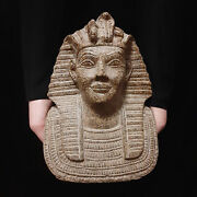 Bc Pharaonic Egyptian Antique Antiques Egypt Antiquities Figurine Statue -l365