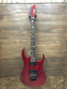 Ibanez Rg8420zd-rs Electric Guitar Secondhand