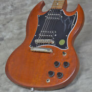 Secondhand Gibson Usa Sg Special Faded 2018 Worn Brown Fukuoka Parco