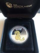 Australia Coin 50 Cents 2010 Silver Seahorse Proof In Official Case