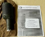 Coles 4033a Ribbon Microphone Vintage Stc - 3 Microphones In One - Altec 639