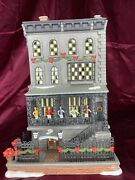 Dept 56 Christmas In The City, 21 Club  805535