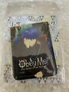 Obey Me Ntt Solmare Dating Ikemen Demons Anime Otome Book Label Case Leviathan