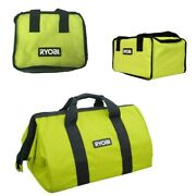 3 Pack Used Ryobi Tool Bags Mixed Sizes 6 For Hand And Power Tools