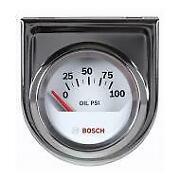 Sp0f000041 Actron Sp0f000041 Bosch Style Line 2 Electrical Oil Pressure Gauge