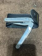 Leatherman Wave Stainless Needlenose Multi-tools With Sheath -- Great Condition
