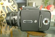 Hasselblad 501c Camera 80mm C F/2.8 T A12 Acute Matte Latest Exc+++ Claand039d 9/21