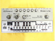 Roland Tb-303 Vintage Analog Synthesizer Sequencer From Japan Used