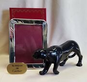 Sterling Silver Picture Frame 8.75 X 7 Made In Italy