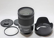 Sigma Art 40mm F1.4 Dg Hsm For Canon Ef Lens Japan Domestic Full-size Support