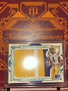 Jaand039marr Chase National Treasures Rookie Patch 1/5