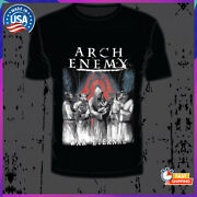 Electric Music Arch Enemy Classic Unisex T-shirt For Fan Love Music