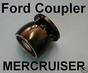 Ford 888 302 V8 Engine Coupler With Mercruiser 1 Drive 59826a3 1972-76 Boat