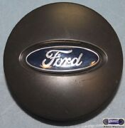 And03907-and03908 Ford Explorer Used Cap Dark Gray Blue Ford Oval 2-1/2 Dia. 3625d