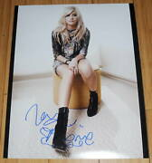 Pixie Lott Signed 11x14 Boys And Girls Proof