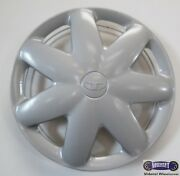 And03998-and03902 Deawoo Lanos Used 14 Hubcap Daewoo Logo Flush Wheel Cover 66504