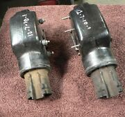 454 502 Mercruiser Exhaust Elbows Oem Port And Stbd