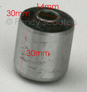 Gy6 157qmj Engine Mount Bushing C 150cc Scooter/moped 30 X 10 X 30mm