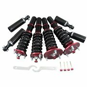 Cx 32-step Damper Coilovers Suspension Kit For 98-05 Lexus Gs300 With Pillowball