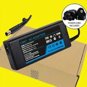 For Hp Pavilion Dv4 Dv5 Dv7 G60 Ac Adapter Charger New Laptop Power Supply Cord