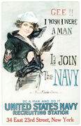 Decor Us Navy Poster.home Wall Design.recruiting Station.wall Art.1745