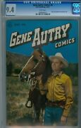Gene Autry 6 March 1947 Cgc 9.4 Photo Cover White Pages Highest Graded