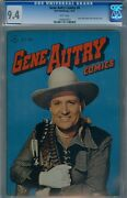 Gene Autry 8 July 1947 Cgc 9.4 Photo Cover White Pages Highest Graded